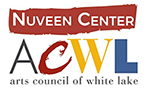 Arts Council of White Lake Nuveen logo