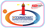 Carmichael Heating and Air Conditioning logo