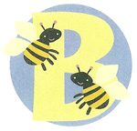 Barbershop Bee logo