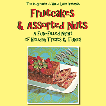 Fruitcake and Assorted Nuts
