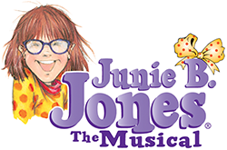 Junie B Jones the Musical logo