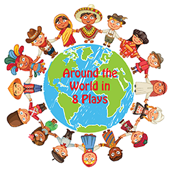 Around the World in 8 Plays logo