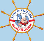 Taste of White Lake Logo
